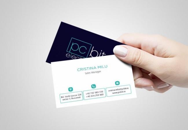Aplicatii de brand PCBIT