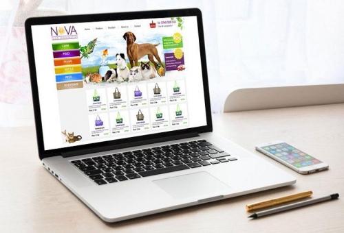 magazin online de tip pet shop