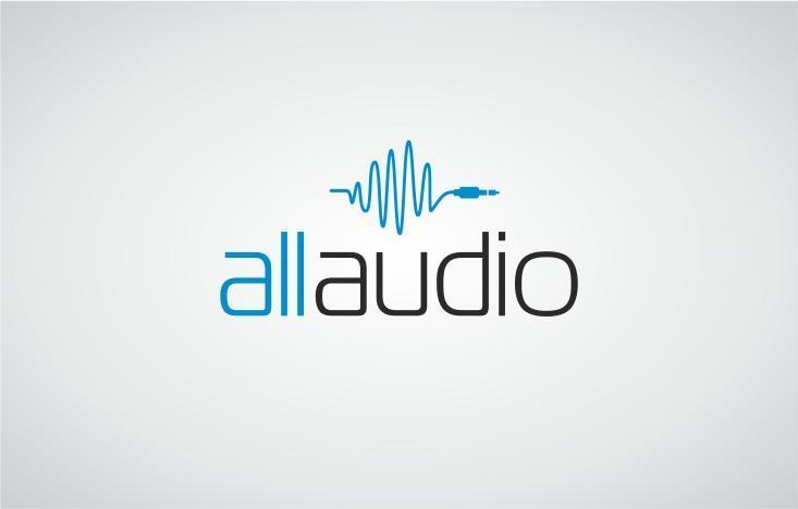 Creatie logo si identitate vizuala AllAudio