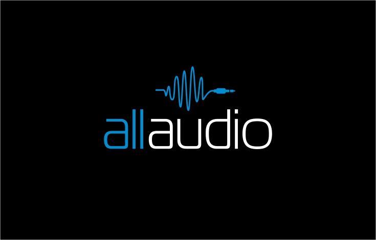 Creatie sigla si identitate vizuala AllAudio