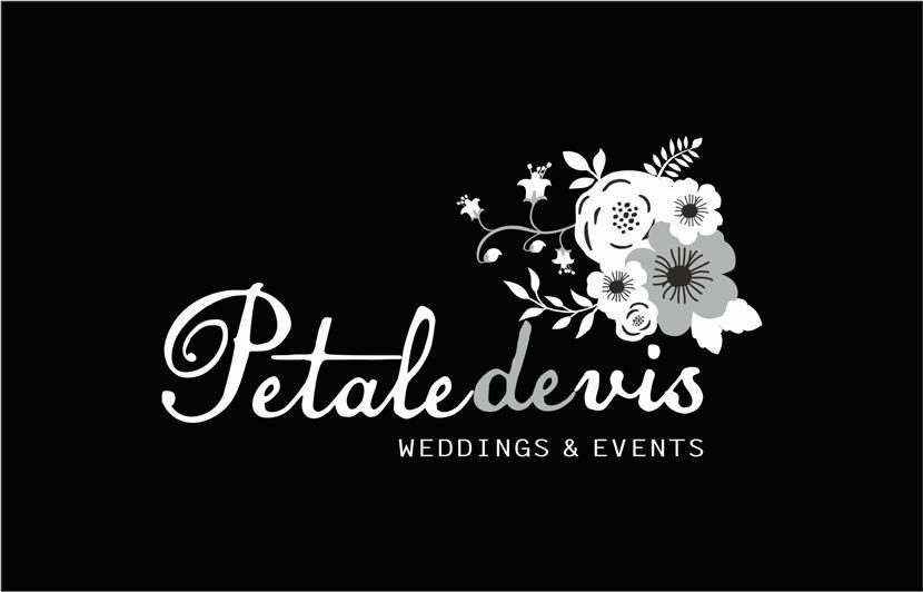 Creatie sigla florarie Petale de Vis