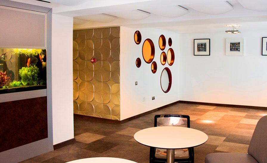 Design Interior restaurant Aquazure