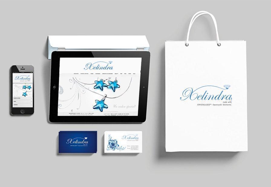 Identitate vizuala si website de prezenetare firma Finconta